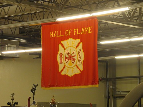 THE HALL OF FLAME FIRE MUSEUM a PHOENIX