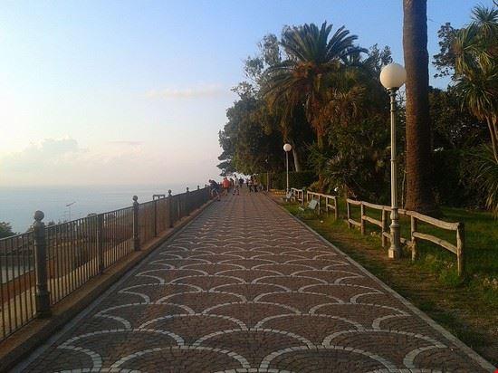 villa comunale palmi