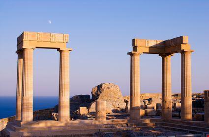 8843 rhodes il tempio di athena