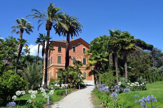 Parco Di Villa Tigullio