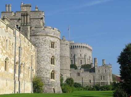 Il castello di Windsor