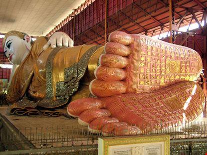 Chaukhtagyi Buddha