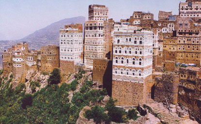 Photo sanaa architettura yemenita in Sanaa - Pictures and Images of Sanaa - 415x257  - Author: Editorial Staff, photo 3 of 21