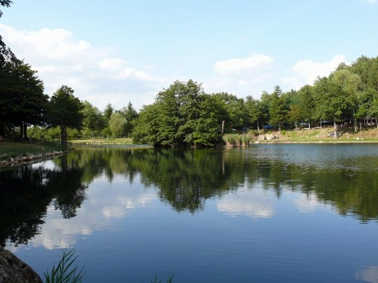 Lago dei pontini a bagno di romagna - Mtb bagno di romagna ...