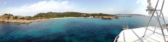 90255 isola della maddalena spiaggia rosa
