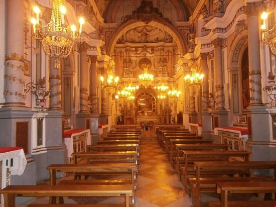 santuario spirito santo gangi