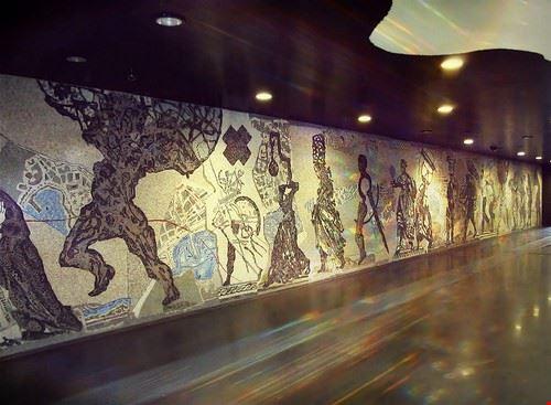 la citta dei mosaici