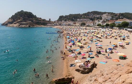 Photo lloret de mar tossa de mar photos de lloret de mar et images 550x350 auteur la - Office tourisme lloret del mar ...