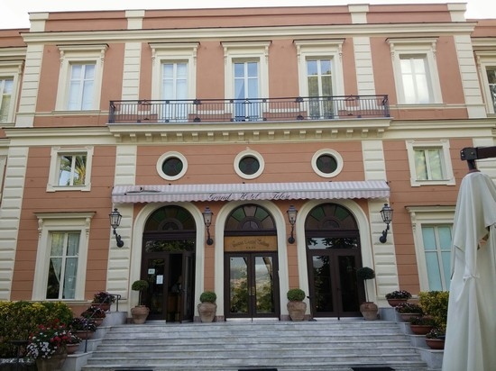 Grand Hotel Telese Terme Recensioni