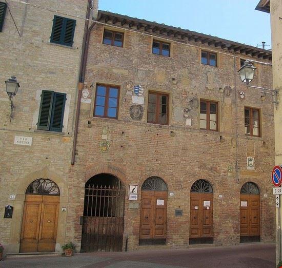 Palazzo Pretorio a Montaione