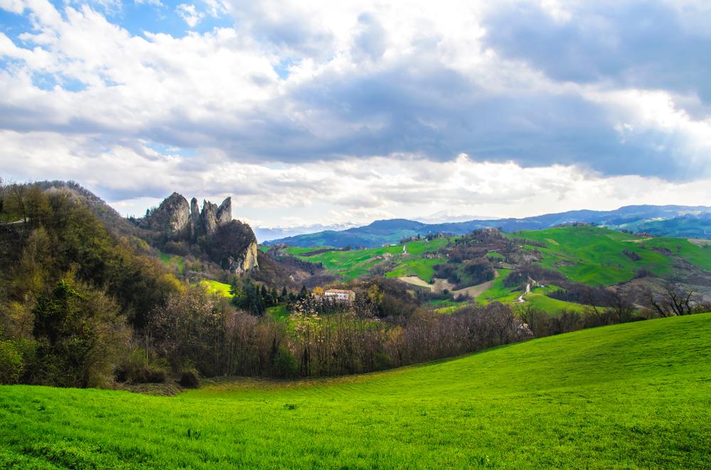 Parco regionale dei Sassi di Roccamalatina