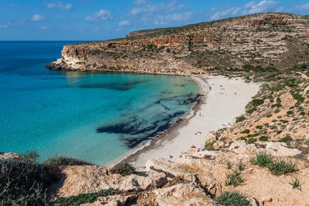 Lampedusa Spiaggia dei Conigli_1037427079