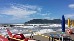 Foto marina di carrara cartoline immagini fotografie - Bagno paradiso marina di carrara ...