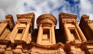 Petra, il Tesoro del Faraone