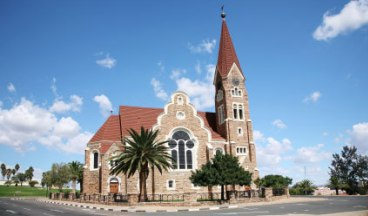 Windhoek, Namibian Adventure