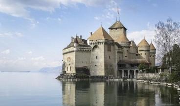 Il castello di Chillon