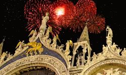 Capodanno in Italia - Venezia