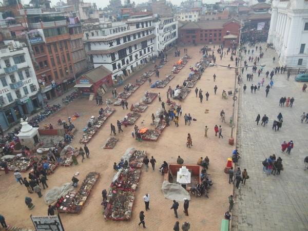 Viaggio in Nepal. Nella valle di Kathmandu.