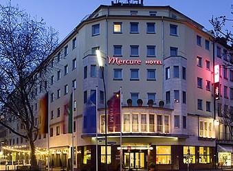 Nacht Best Western Savoy Hotel Dusseldorf