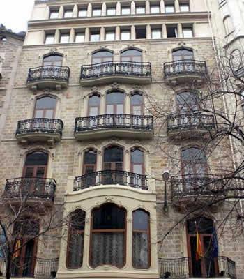 Hotel hcc regente a barcellona Hotel original barcelone