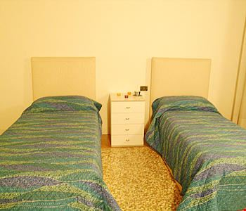 Appartamento - camera a due letti