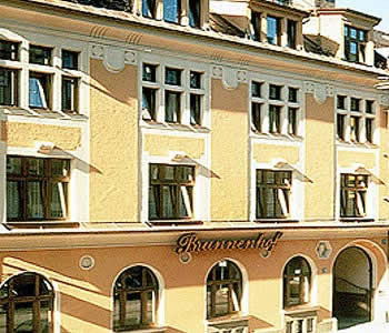 Hotel Pension Cristal Munchen