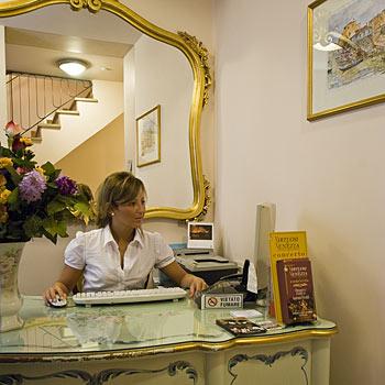Hotel La Locandiera Venedig
