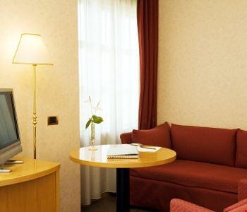Suite – salone