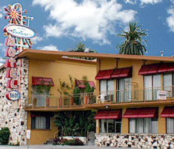 hotel hollywood downtowner inn in los angeles compare prices. Black Bedroom Furniture Sets. Home Design Ideas
