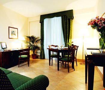 Junior suite con salotto