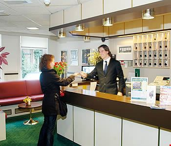 La reception
