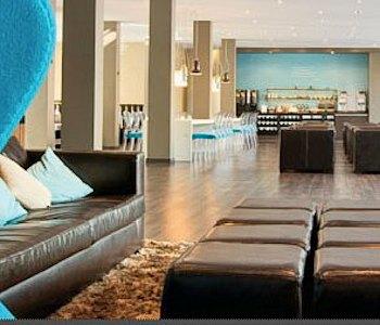 motel one hamburg airport a amburgo confronta i prezzi. Black Bedroom Furniture Sets. Home Design Ideas