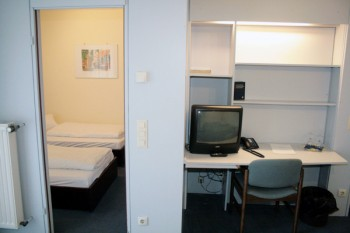 prodomo hotel dortmund in dortmund compare prices. Black Bedroom Furniture Sets. Home Design Ideas
