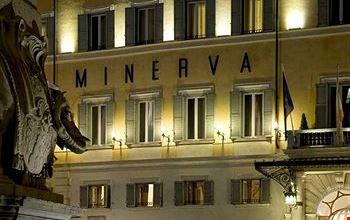 Grand Hotel de la Minerve a Roma