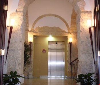 L'entrata