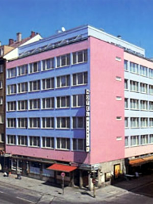 Best Western Hotel Munchen Zentrum