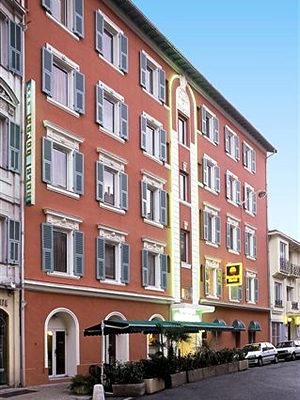 hotel bor al nice en niza compara precios. Black Bedroom Furniture Sets. Home Design Ideas
