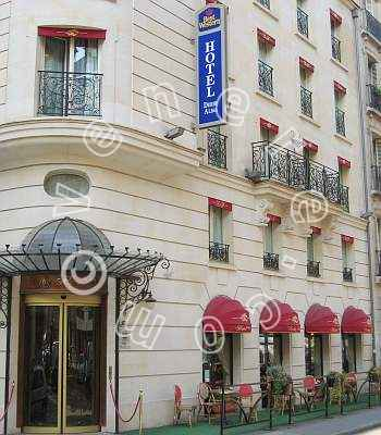 Hotel Derby Parigi