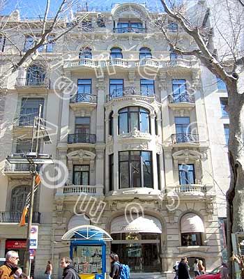 Hotel montecarlo a barcellona for Villaggi vacanze barcellona