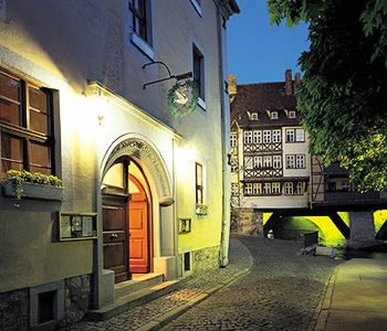 Hotel Carat Erfurt Restaurant
