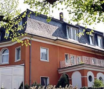 Villa Hotel Rheinblick Koeln