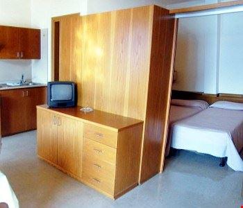 Appartamento con 1 camera da letto