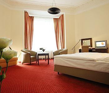 Novum Hotel Kronprinz Hamburg Hbf
