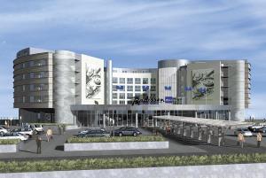 radisson blu hotel hamburg airport a amburgo confronta i prezzi. Black Bedroom Furniture Sets. Home Design Ideas