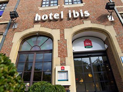 Hotel Ibis Brussels Off Grand Place Brussels Belgien