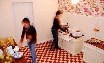 hotel domspitzen cologne a colonia. Black Bedroom Furniture Sets. Home Design Ideas