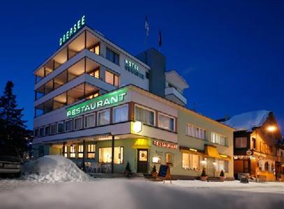 Hotel Alpensonne Restaurant