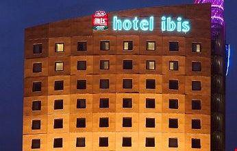 Ibis meridiana hotel barcelona a barcellona for Migliori hotel barcellona