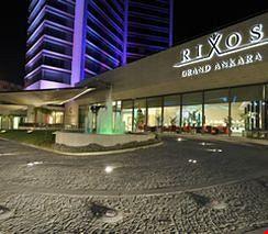 Rixos grand ankara hotel a ankara for Grand hamit hotel ankara
