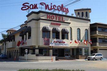 San Nicolas Hotel And Casino Ensenada Baja Ca